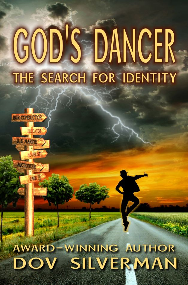 Cover Reveal: God's Dancer